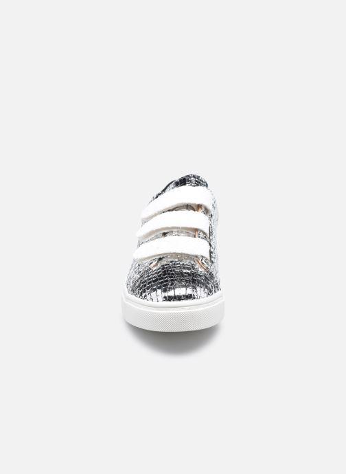 Sneakers Vanessa Wu BK2148 Zilver model