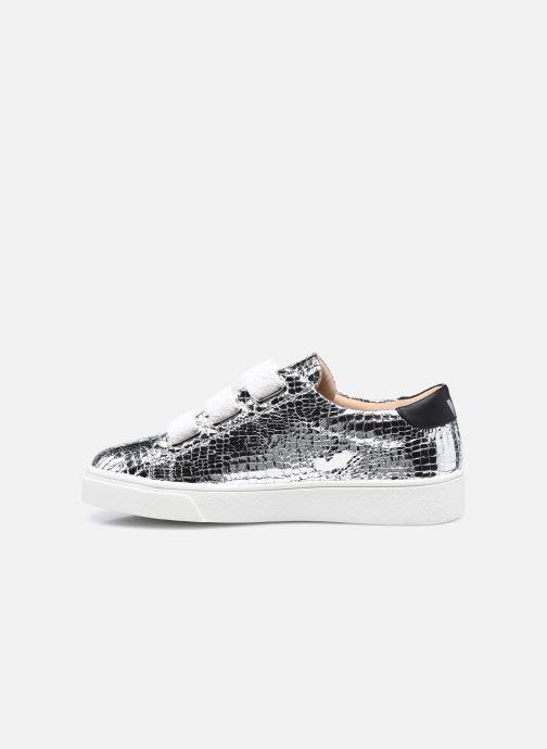 Sneakers Vanessa Wu BK2148 Zilver voorkant