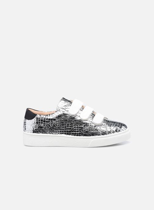 Sneakers Vanessa Wu BK2148 Zilver achterkant