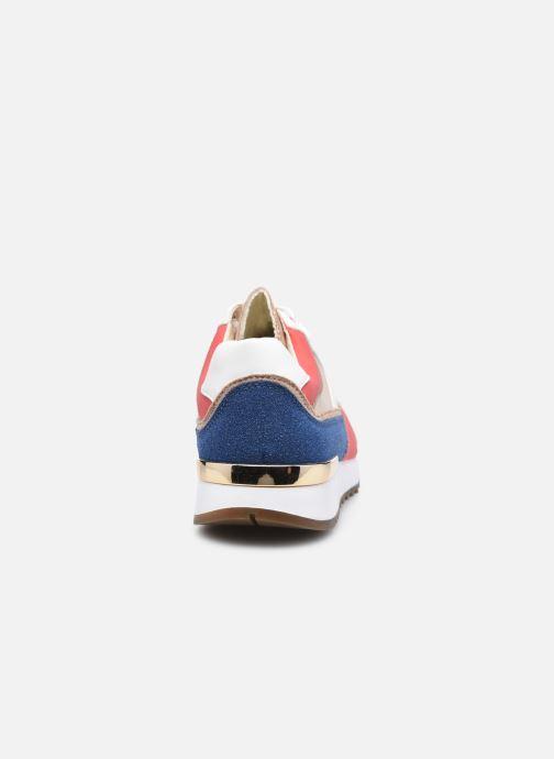 Sneaker Vanessa Wu BK2130 beige ansicht von rechts