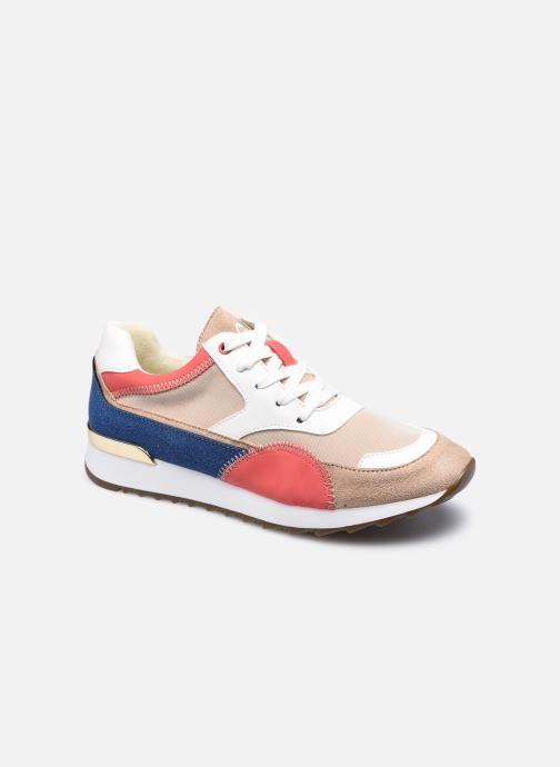 Sneaker Vanessa Wu BK2130 beige detaillierte ansicht/modell