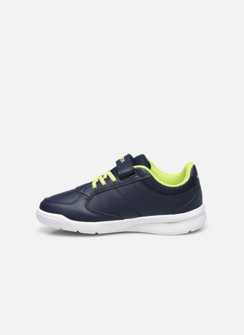 Sneaker Kangaroos K-Cope EV blau ansicht von vorne