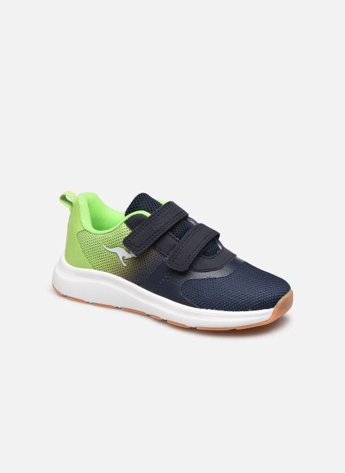 Sneaker Kangaroos KB-Agil V blau detaillierte ansicht/modell
