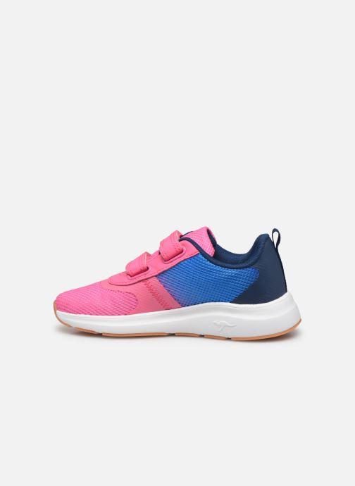 Sneaker Kangaroos KB-Agil V rosa ansicht von vorne