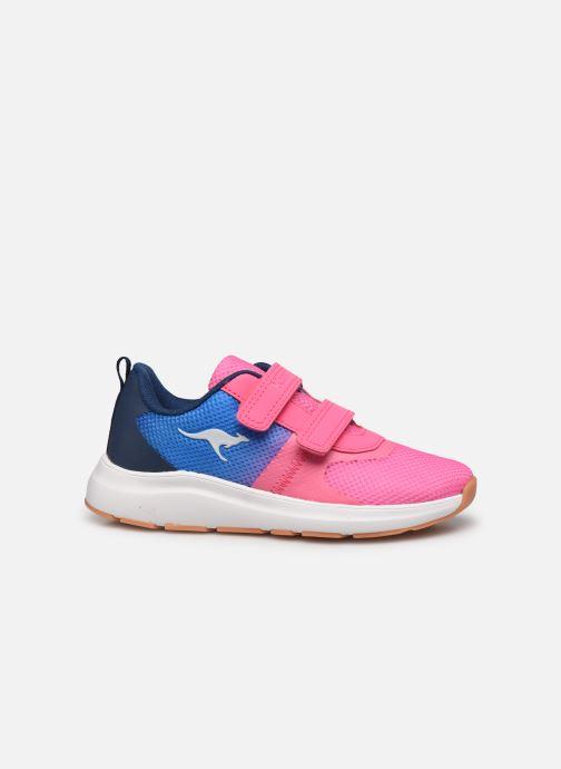 Sneaker Kangaroos KB-Agil V rosa ansicht von hinten