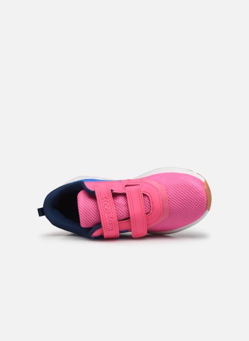 Sneaker Kangaroos KB-Agil V rosa ansicht von links