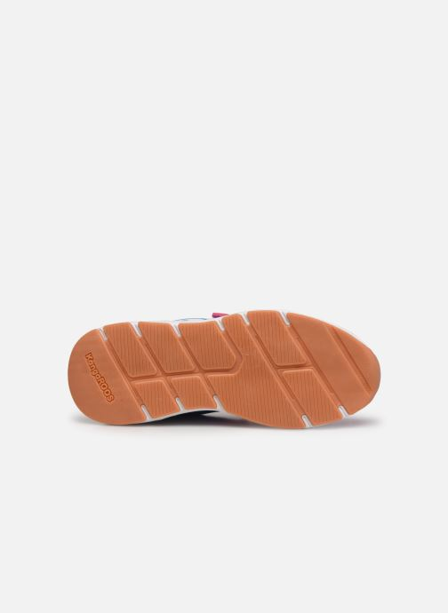 Sneaker Kangaroos KB-Agil V rosa ansicht von oben