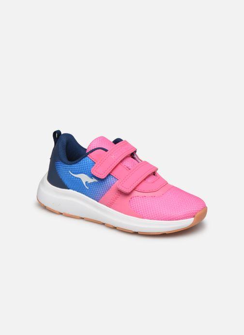 Sneaker Kangaroos KB-Agil V rosa detaillierte ansicht/modell