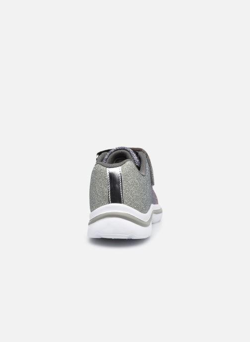 Sneaker Kangaroos Kangashine grau ansicht von rechts