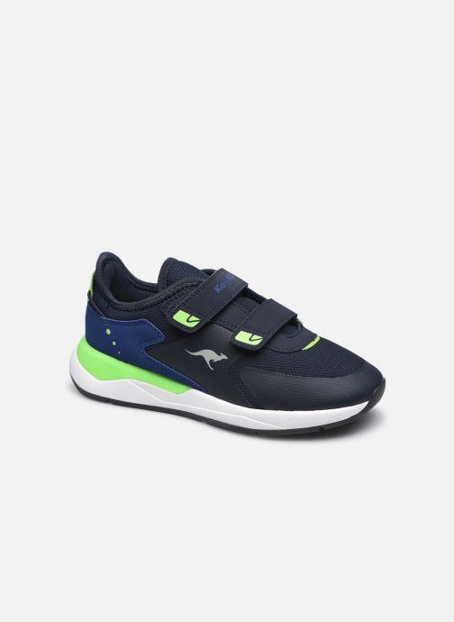 Sneaker Kangaroos KD-Fit V blau detaillierte ansicht/modell