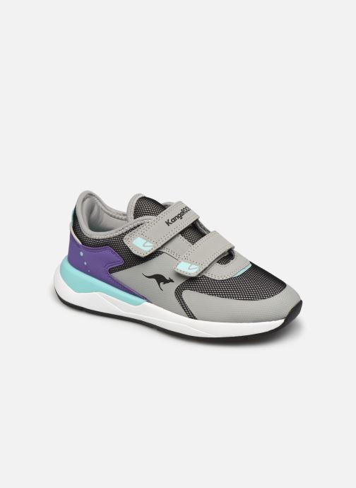 Sneaker Kangaroos KD-Fit V grau detaillierte ansicht/modell