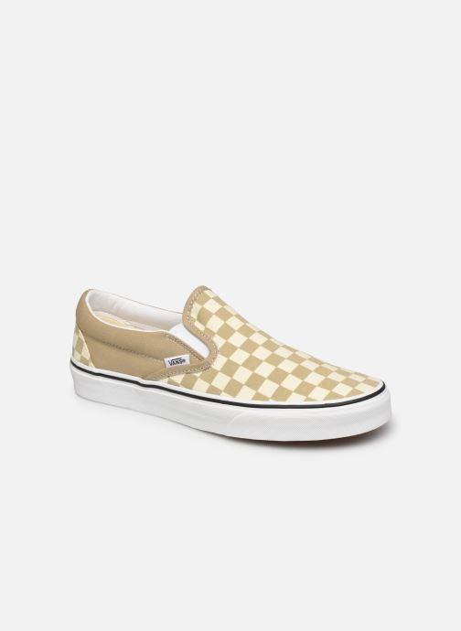 Sneakers Vans UA Classic Slip-On M Beige detail