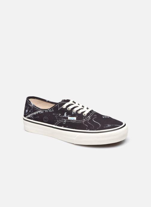 Sneakers Vans UA Authentic SF Zwart detail