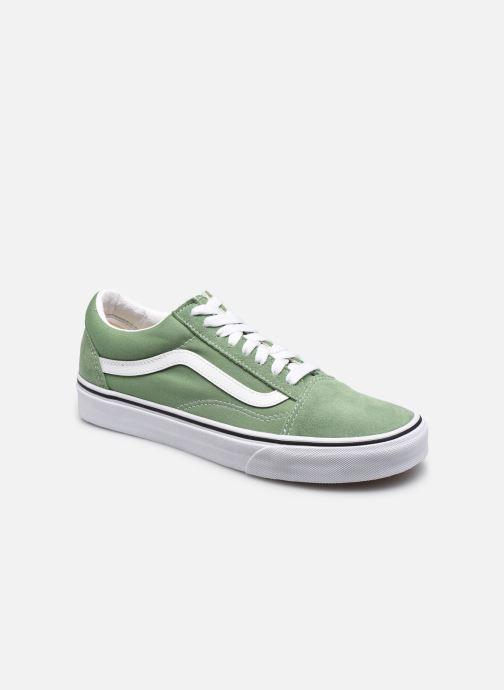 Sneaker Vans UA Old Skool M grün detaillierte ansicht/modell