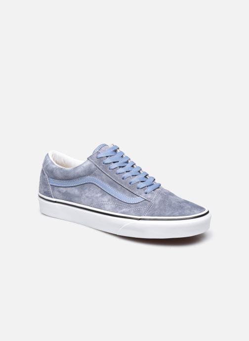 Sneakers Vans UA Old Skool M Blauw detail