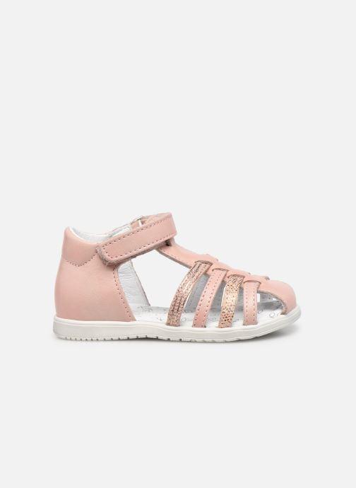 Sandalen Bopy Rocleta rosa ansicht von hinten