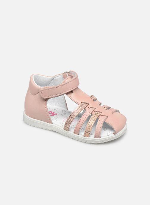 Sandalen Bopy Rocleta rosa detaillierte ansicht/modell