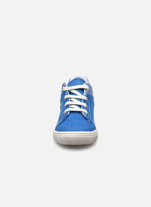 Bottines et boots Bopy Rasaro Bleu vue portées chaussures