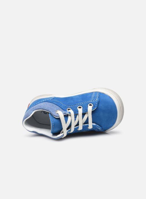 Bottines et boots Bopy Rasaro Bleu vue gauche