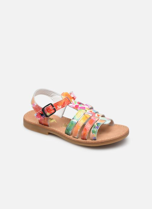 Sandales et nu-pieds Bopy Epica Multicolore vue détail/paire