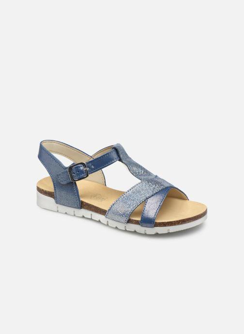 Sandalen Bopy Ebrico blau detaillierte ansicht/modell