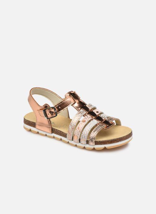 Sandales - Emeraude