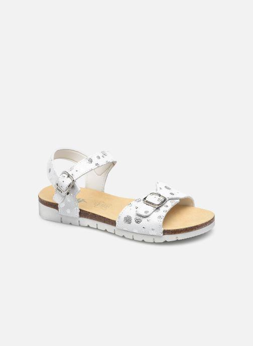 Sandales et nu-pieds Bopy Enpiste Blanc vue détail/paire