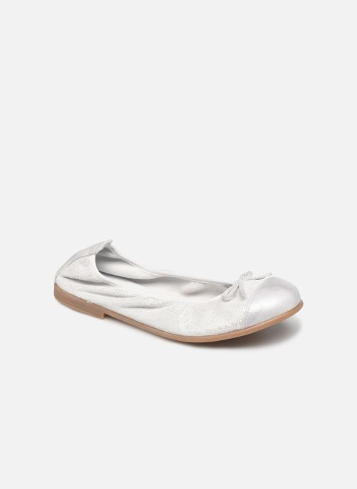 Ballerina's Bopy Sobola Wit detail