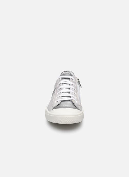 Baskets Bopy Scosi Gris vue portées chaussures