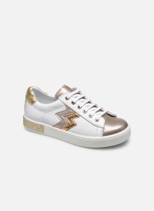 Sneaker Bopy Sevrona gold/bronze detaillierte ansicht/modell