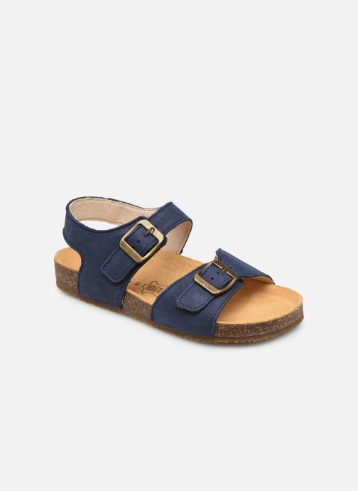 Sandales et nu-pieds Bopy Edouarvel Bleu vue détail/paire