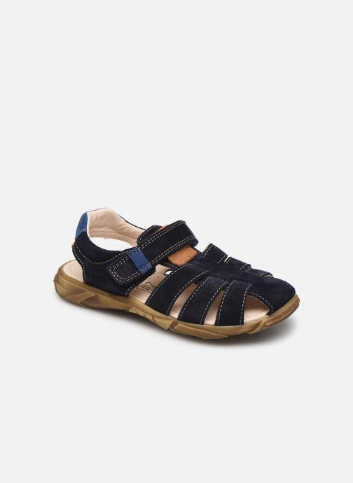 Sandalen Bopy Ecotim blau detaillierte ansicht/modell