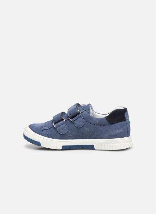 Sneaker Bopy Vlacro blau ansicht von vorne
