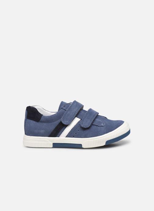 Sneaker Bopy Vlacro blau ansicht von hinten