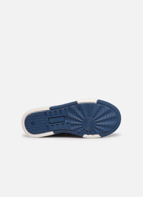 Sneaker Bopy Vlacro blau ansicht von oben