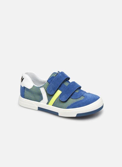 Sneakers Bopy Vragy Blauw detail