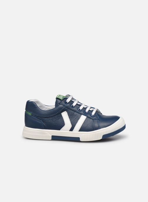 Sneaker Bopy Vika blau ansicht von hinten