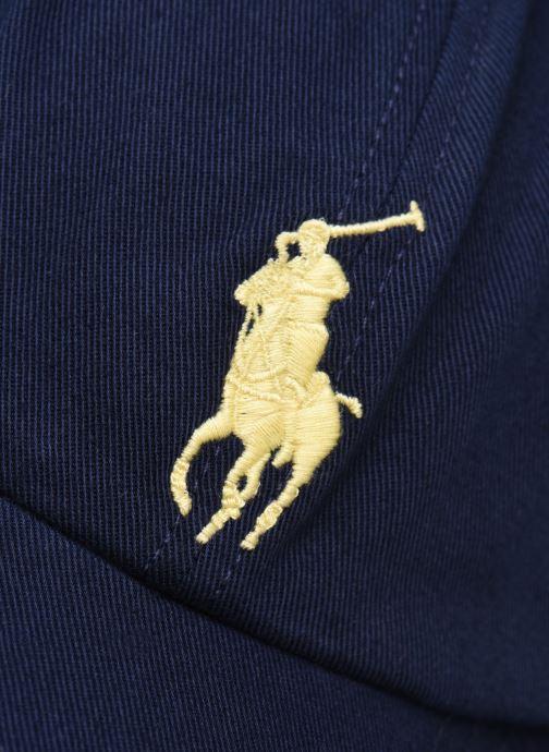 Kappe Polo Ralph Lauren big pp cap-apparel accessories-hat blau ansicht von vorne
