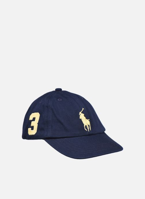 Kappe Polo Ralph Lauren big pp cap-apparel accessories-hat blau detaillierte ansicht/modell