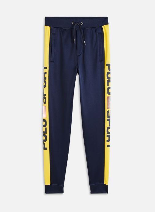 Vêtements Polo Ralph Lauren track pant-bottoms-pant Bleu vue détail/paire