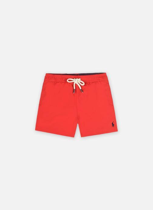 Kleding Polo Ralph Lauren traveler sho-swimwear-boxer Rood detail