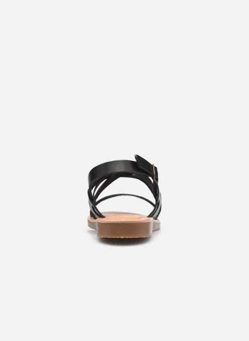 Sandalen TBS BLAUDIA Zwart rechts