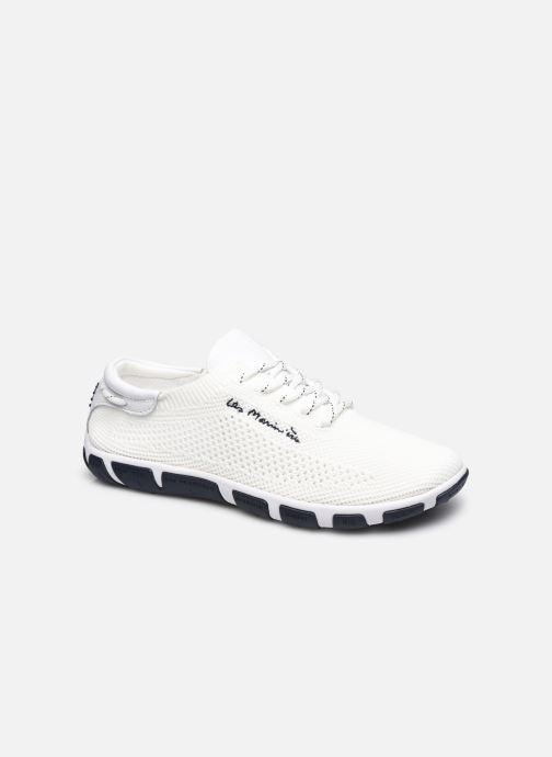 Sneakers TBS JAZARIA Wit detail