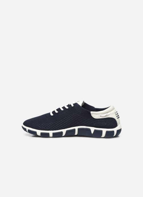 Sneakers TBS JAZARIA Blauw voorkant