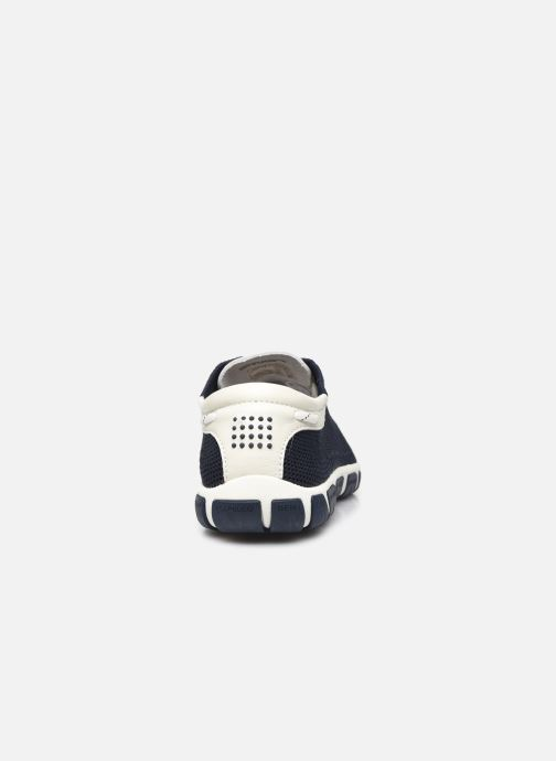 Sneakers TBS JAZARIA Blauw rechts