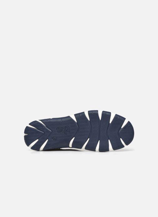 Sneakers TBS JAZARIA Blauw boven