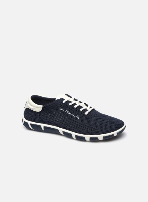 Sneakers TBS JAZARIA Blauw detail