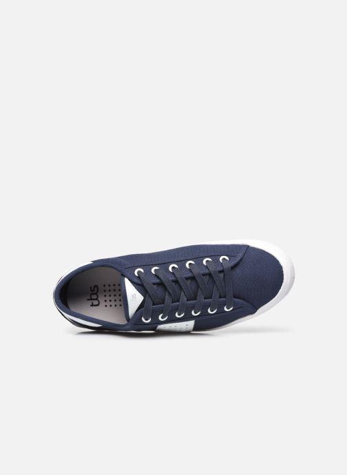 Sneakers TBS KANNELE Blauw links