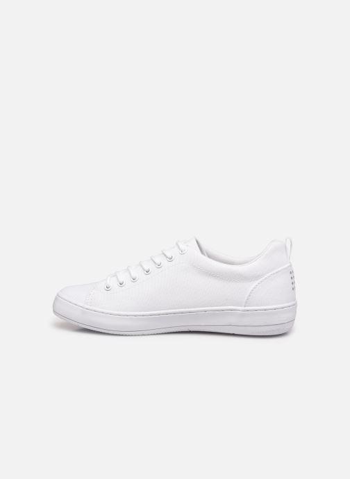 Sneakers TBS TEVILLA Wit voorkant