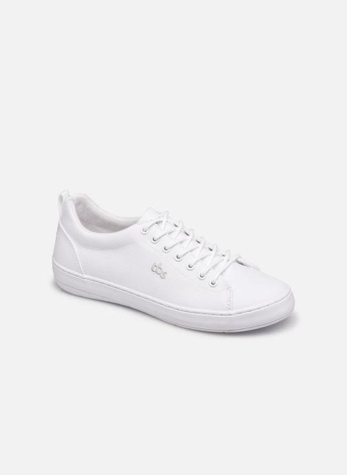Sneakers TBS TEVILLA Wit detail